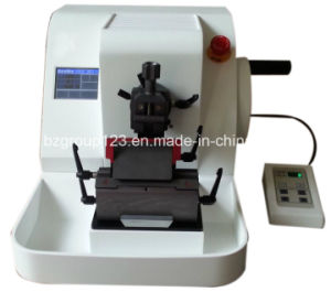 Wide-Thickness Laboratory Fully Automated Microtome pictures & photos