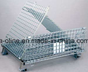 Storage Metal Cage/Metal Container pictures & photos