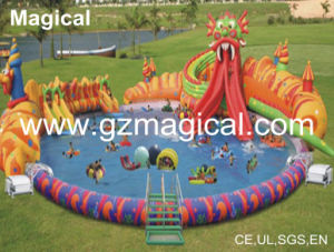 Customized Inflatable Water Games Inflatable Water Park Games (MIC-330) pictures & photos