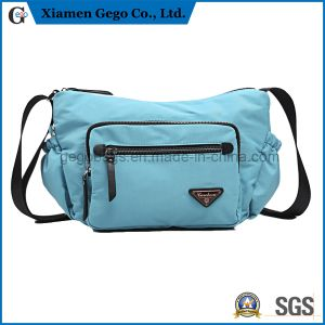 Wholesale Nylon\Ployester Waterproof Tote Shoulder Bag for Leisure Bag