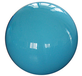 Shiny Gym Ball, PVC Massage Ball pictures & photos