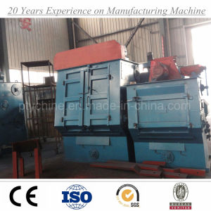 Crawl Belt Shot Blasting Machine for Cast Iron pictures & photos