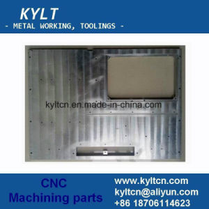 Magnesium CNC Machining Part of Metal Box, Precision Machining Computer Screen Frame pictures & photos