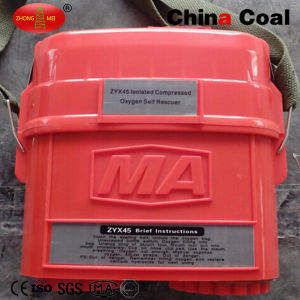 Mining Isolated Compressed Oxygen Self Rescuer pictures & photos