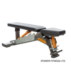 Flat Incline Bench, Adjustable Bench, Inotec A31 Flat Incline Bench pictures & photos