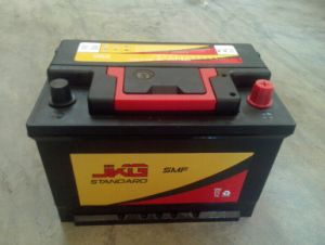 Sfm Korea Car Battery with 12V 90ah High Quality pictures & photos