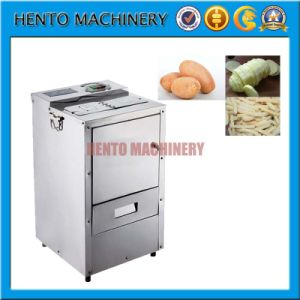 Industrial Electric Vegetable Potato Cutter Slicer Chopper Machine pictures & photos