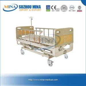 Five Function Turnable Manual Hospital Bed (MINA-MB103)