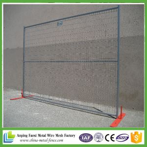 PVC Coated Anping Wire Mesh Garden Fence Panel pictures & photos