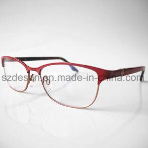 Custom Logo Fashion Alloy Glasses Eyewear Optical Frame pictures & photos
