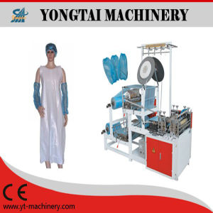 Automatic Disposable Sleeve Cover Making Machine pictures & photos