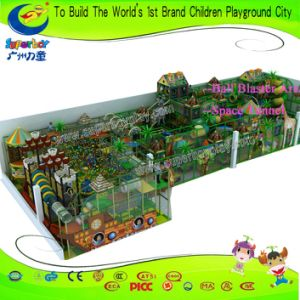 Made in China Factory Price Kidsplay Plastic Soft Indoor Playground pictures & photos