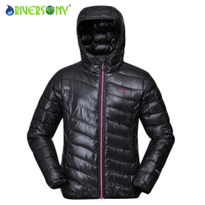 20d Polyester Light Weight Down Jacket pictures & photos