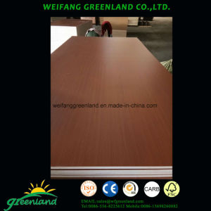 PVC Film Plywood for Cabinet Board Usage pictures & photos