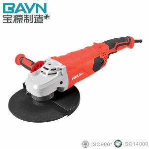 230mm 2500W Professional Long Handle Angle Grinder (230-1)