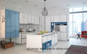 2017 New Design Kitchen Cabinets Beautiful Kitchen Furniture pictures & photos
