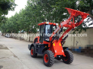 Engineering & Construction Machinery/Earth-Moving Machinery Wheel Loader/Mini 1.2t Wheel Loader pictures & photos