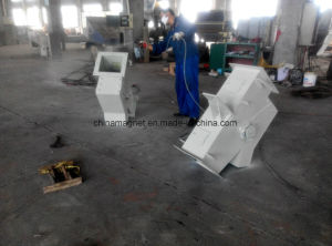 Rcyg Pipeline Permanent Magnetic Separator for Dry Powder pictures & photos