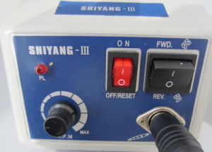 Shiyang-III Dental Micromotor Unit with H37L1 Handpiece pictures & photos