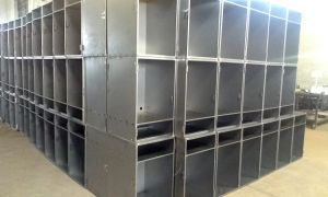 Custom Metal Cabinet Fabrication with Powder Coating pictures & photos