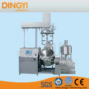 150L Cream Ointment Hair Color High Shear Vacuum Emulsifying Machine pictures & photos
