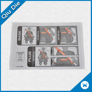 Non-Woven Printed Label for Towel, T-Shirt pictures & photos