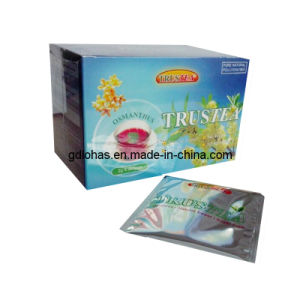 OEM Service for Osmanthus Flavor Herbal Black Tea