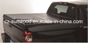 Hidden Snap Soft Tonneau Cover pictures & photos