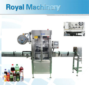 Bottle Shrink Sleeve Label Machine pictures & photos