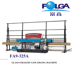 Straight Line Edging Glass Machine 9-325A pictures & photos