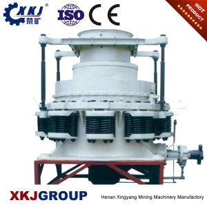 Quality Assured Cone Crusher Machine pictures & photos