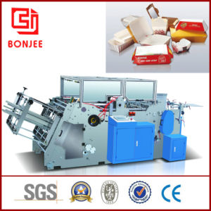 Full Automatic Snacks Take Away Container Making Machine (BJ-CTA)
