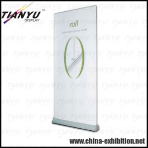 Low Price and High Quality Pop up Banner Stands pictures & photos