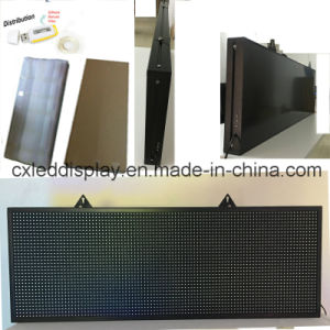 Outdoor P10 SMD LED Signs/ Support Computer USB Programmablefor Full Color LED Display pictures & photos