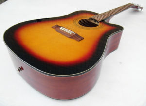41 Inch Acoustic Guitar (FS-41 SOLID WOOD)
