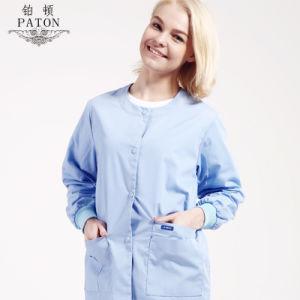 Elegant Colors Cotton Medical Scrubs Uniforms pictures & photos