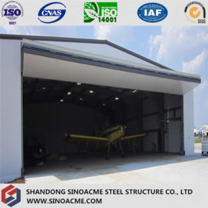 Prefabricated Steel Structure Building for Aircraft Hanger pictures & photos