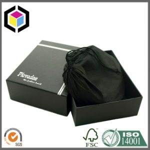 Glossy Spot UV Rigid Cardboard Paper Gift Box with Lid pictures & photos