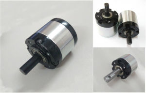 36mm Diameter 12V 3.5kgf. Cm 197rpm Nidec Brushless Gear Motor with Controller pictures & photos