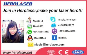Best Price Electronics iPhone 6c/7s iPhone Case Laser Marking Machine pictures & photos