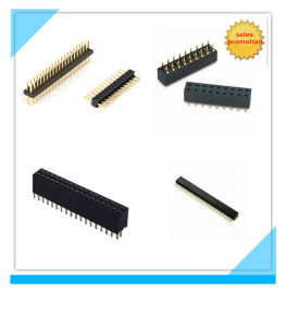 China Factory 1.27 Female Header for PCB Board pictures & photos