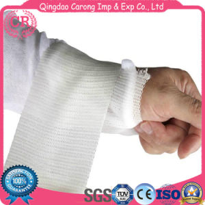 Plastic Colored Fiber Glass Orthopedic Casting Tape Polymer Tape pictures & photos