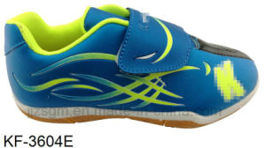 Athletic Youth Training Football Shoes pictures & photos
