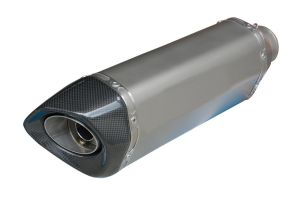 Carbon Fiber Motorcycle Muffler pictures & photos