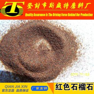 Performance Sandblasting Material Garnet Sand Blasting 30/60 pictures & photos