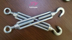 Marine Rigging Turnbuckle Malleable Chain Fastener Turnbuckle pictures & photos