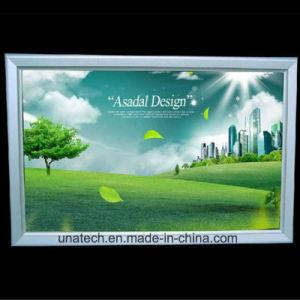 Ultra Slim Aluminum Media Ads Indoor Public Club LED Promotional Light Box pictures & photos