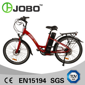 Electric Lady Bicycle 26 Inch with 250W Motor pictures & photos