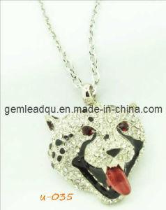 Fashion Jewelry USB Flash Drive (U-035)