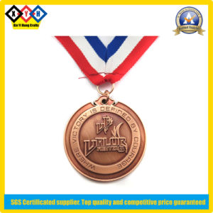 Trophy Award Medal with Ribbon (XYH-MM030)